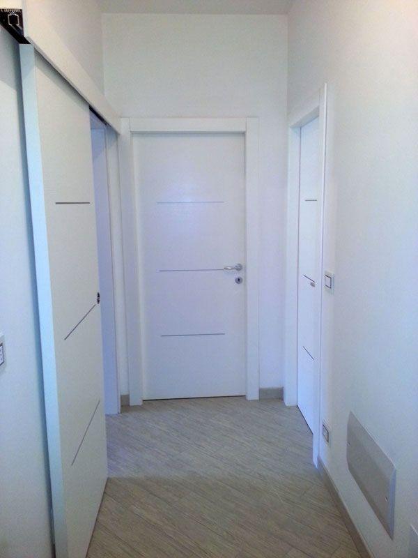 Porte interne - Porte interne usate bianche ...