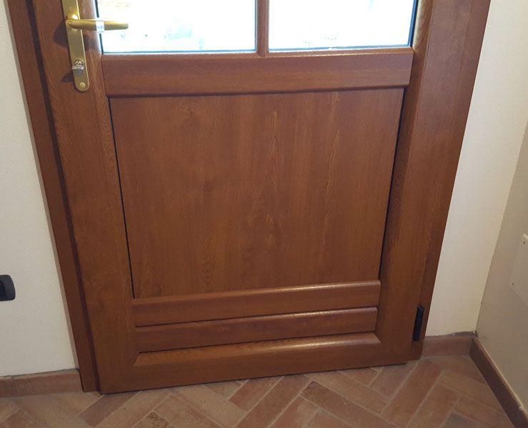 Porte ingresso pvc - Cambiare serratura porta ingresso ...